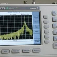 河南大量回收二手儀器安立S810D電纜和天線分析儀圖片