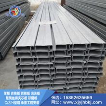 C型鋼、U型鋼和槽鋼之間的區別和差異新疆鈺佳C型鋼圖片
