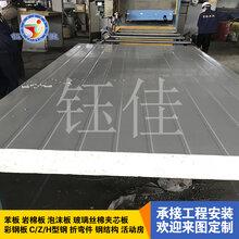 专业供应各种防火等级保温板苯板系列聚氨酯封边板系列净化板系列