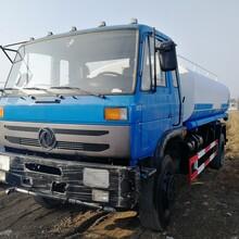 陕西铜川地区东风多利卡国五洒水车绿化喷洒车水罐车价格图片