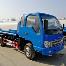 河南焦作地区东风多利卡国五洒水车绿化喷洒车水罐车价格图片