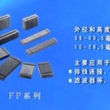 昆山EMI磁环磁芯EMI磁环磁芯生产价格