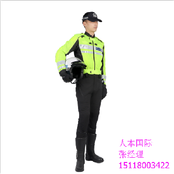 江苏交警骑行服