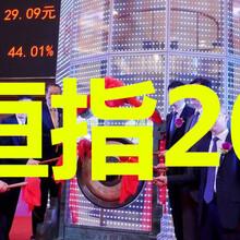 上海恒指开户恒生指数期货开户一个点多少钱图片