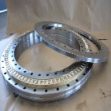 厚度56mm轻薄型回转支承自动化机械回转支承轴承转盘轴承图片