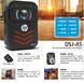 惠普单警视音频执法记录仪32G160度广角150克机身