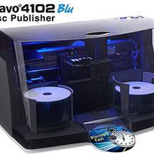 派美雅4102公安审讯视频监控数据蓝光光盘刻录打印一体机图片