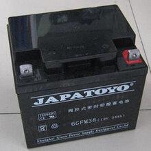 东洋蓄电池6GFM3812V38AH厂家正品