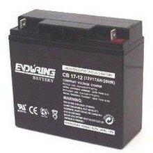 恒力蓄电池CB17-12恒力12V17AH铅酸免维护UPSEPS直流屏专用蓄电池