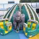 厂家直销吉尼斯气模游乐设备-充气城堡-充气滑梯-充气跳床