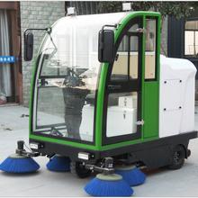 电动驾驶式扫地机清扫机扫吸二合一图片