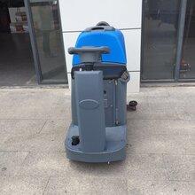 驾驶式洗地机擦洗机型号规格齐全图片