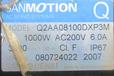三洋Q2AA08100DXP3M伺服电机维修