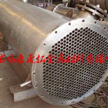 钛换热器钛蒸发器钛冷凝器钛冷却器钛盘管换热器钛结晶器钛再佛器图片