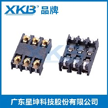 SD卡座二合一自弹型SD卡槽PUSHCARD弹出式连接器