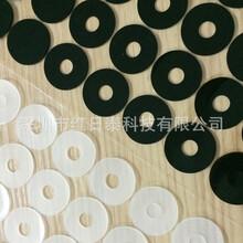 长期生产单面硅胶垫片环保批发硅胶垫圆形橡胶脚垫