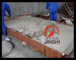 厂家供应刚玉莫来石浇注料、高铝浇注料种类齐全专业配方