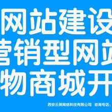 西安域名注册西安网站建设西安网站推广一站式服务找云英