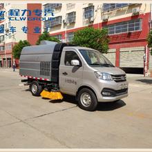 程力多功能扫路车,邯郸东风扫路车报价图片