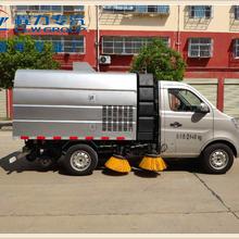 程力吸掃車,重慶10噸掃路車報價