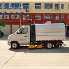 程力吸掃車,天津16方掃路車配置