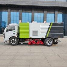 永州12噸掃路車配置