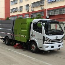 程力威牌CLW5120TXS6型洗掃車