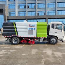 上海4方扫路车参数,吸扫车
