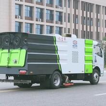 长沙5吨吸尘车图片,水泥厂吸尘车