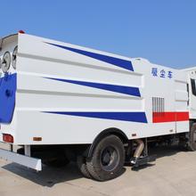 程力水泥廠吸塵車,邵陽解放吸塵車圖片