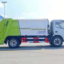 天津市政壓縮垃圾車圖片,桶裝垃圾清運車