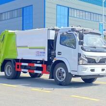 重慶五十鈴壓縮垃圾車配置,桶裝垃圾清運車