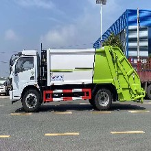 程力压缩垃圾运输车,怀化环卫压缩垃圾车参数