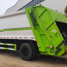 永州5噸壓縮垃圾車配置,桶裝垃圾清運車