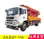保定性价比最高的泵车小型混凝土泵车农用泵车水泥泵车输送泵车