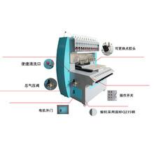 PVC软胶生产线设备工厂-广东全自动滴塑机图片