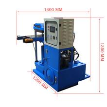 硅胶商标设备厂家-现货供应滑台式硅胶商标硫化机图片
