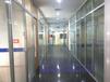 武漢辦公室玻璃隔斷墻裝修設計公司