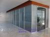 武漢辦公室玻璃隔斷墻出廠價格