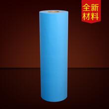 填充玻纖藍色PTFE膜結實耐磨廠家直銷質量保證可定制圖片