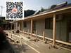 吉林景观防腐木长廊廊亭设计施工厂家