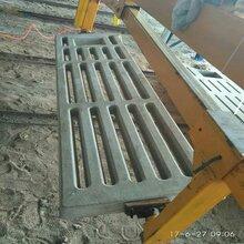 水泥漏粪板生产线设备