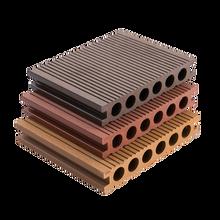 都江堰塑木地板厂家塑木栏杆批发免维护品质保证图片