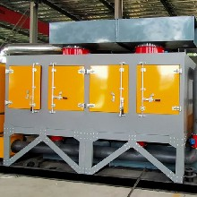瀝青攪拌站廢氣處理方案催化燃燒設備生產廠家