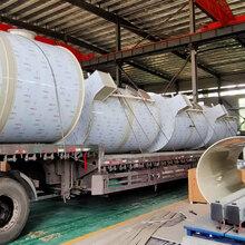 3萬風量廢氣處理設備pp噴淋塔詳細配置參數表及廠家報價