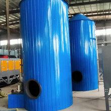 40000風量堿性廢氣PP噴淋塔詳細技術參數表及廠家報價
