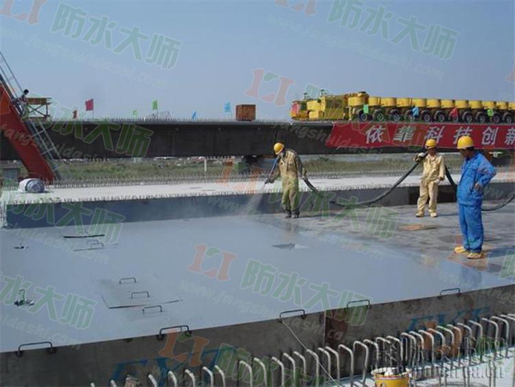 荆州DPS防水剂厂家直供应用案例展示