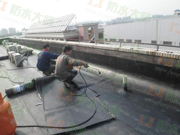惠州橡胶沥青防水涂料应用案例展示