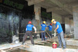 隧道防水产地电话135-8149-4009杨浦那里有水电站渗水堵漏价格实惠