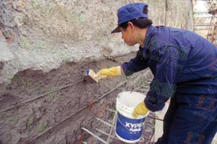 南充地下室补漏应用案例展示